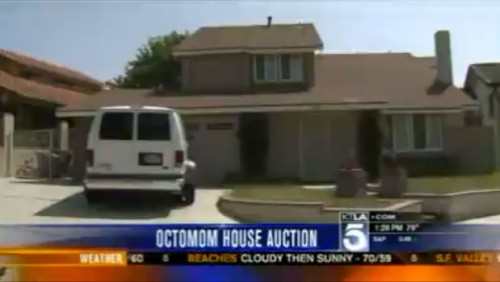 Auction of 'Octomom' Nadya Suleman's House Delayed Again