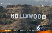 Hollywood sign getting a makeover
