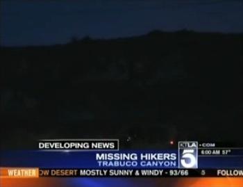 04-03-13_6am Missing hiker Phoner