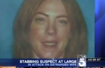 Stabbing Suspect at Large