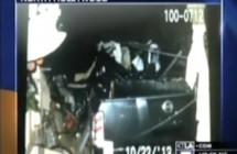 Breaker Truck Explosion