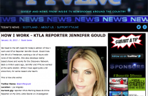 How I Work KTLA Reporter Jennifer Gould