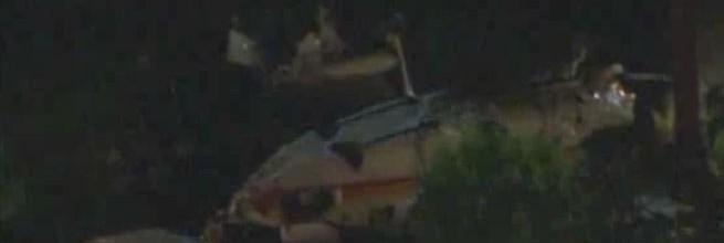 Pilot Crashes on Glendale Street, Survives