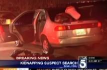 Malibu Kidnapping Suspect Search