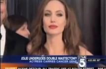Jolie Mastecomy Live