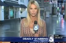 Hollywood Stabbing